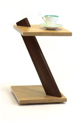 Zed table (PHOTOGRAPHS COURTESY OF DEBORAH HART)