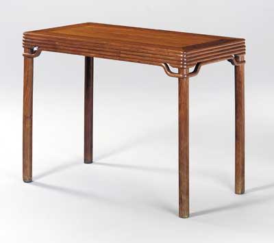 18th century corner leg table