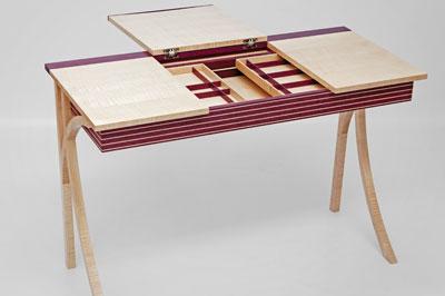 K Desk, by John Rook