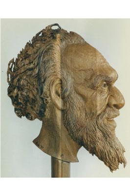 Aborigini Head Study