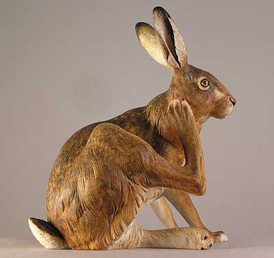 Rabbit - bringing wood to life