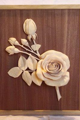 Delicate Rose, by Jaroslav Kybak