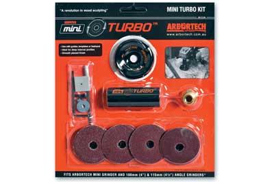 The Mini Turbo kit (PHOTOGRAPHS BY PETER BENSON)