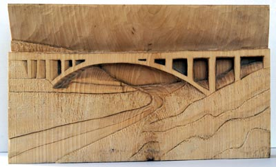 M62 Motorway, by Reg Platt
