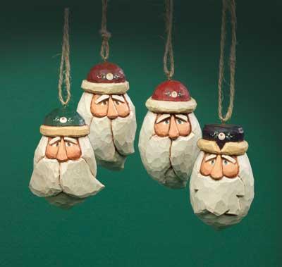 A collection of santas!
