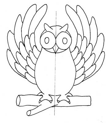 The final drawn design