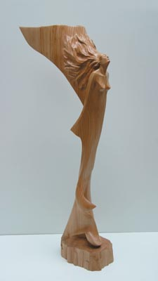 Angelas (Angel of Grace). 620mm