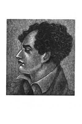 Lord Byron by Chris Daunt