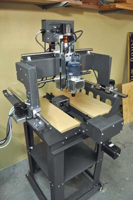 Legacy Cnc Machines Woodworking Crafts Magazine